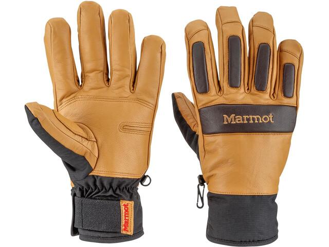Marmot Tahoe Undercuff Gloves Desert Khaki